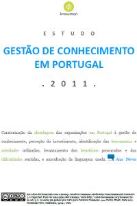 Estudo de Gestão de Conhecimento em Portugal 2010
